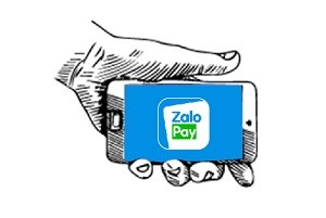 Topup renew with Zalo Pay