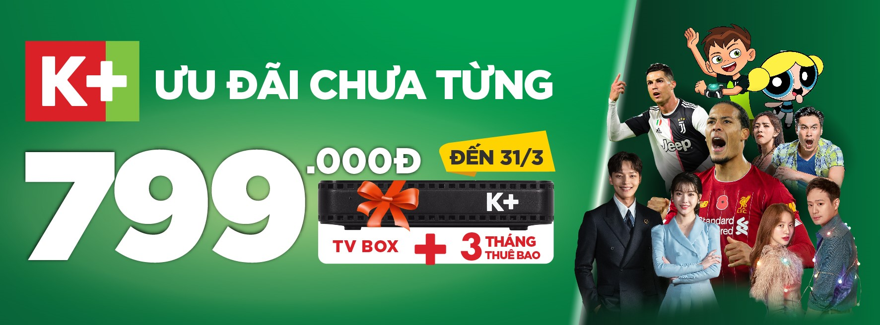 TV BOX 799,000đồng