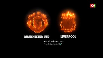 Trailer EPL 1819 Round 27 Manchester United vs Liverpool