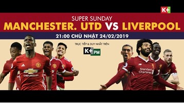 Promo Manchester United vs Liverpool